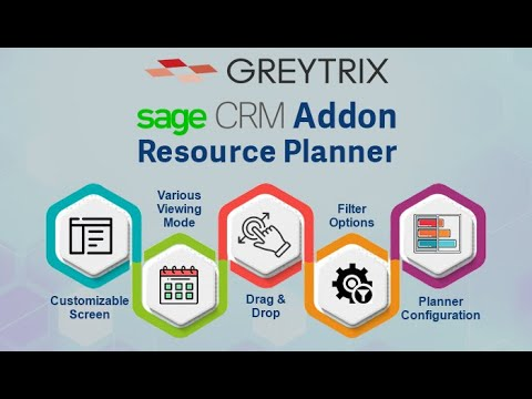 Sage CRM Resource Planner