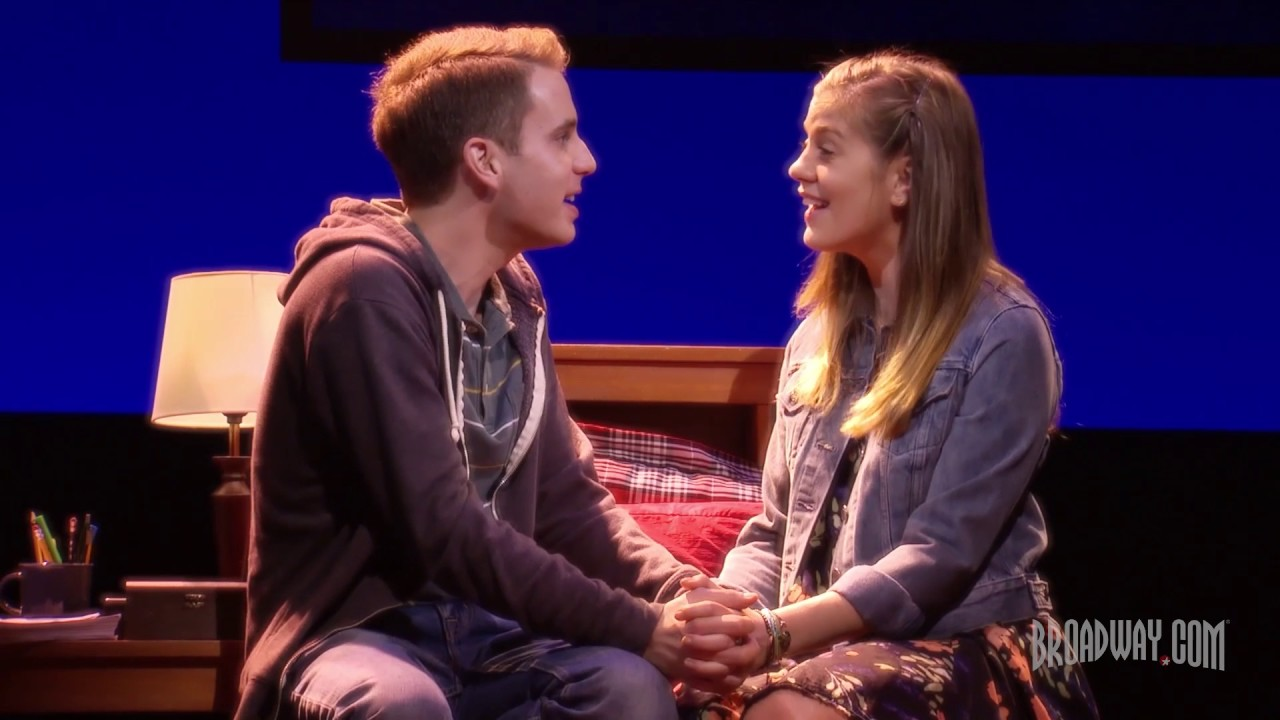 Dear Evan Hansen 2 For 1 Broadway Musical Ticket Groupon Iowa