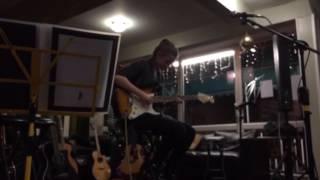 Mind The Gaps - Rockschool Grade 8 Guitar Cover