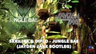 Skrillex & Diplo - Jungle Bae (Jayden Jaxx Bootleg)