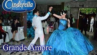★ Grupo Valsistico Grande Amore Vals de cinderella ★