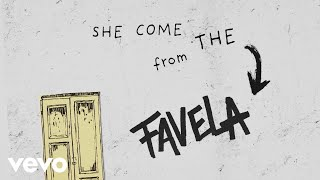 Ina Wroldsen, Alok - Favela (Lyric Video)