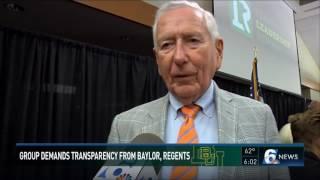 KCEN-Group demands transparency from Baylor