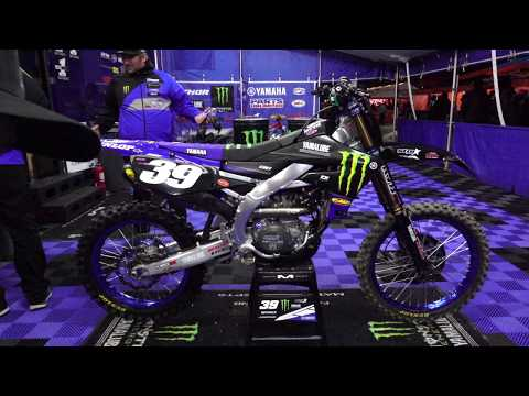Beauty Shots | Colt Nichols' Star Racing Yamaha YZ250F