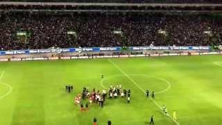 BAILANDO... BAILANDO... Sporting 2-1 Benfica 21/11/2015