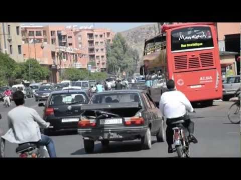 Marrakech Bus Tour
