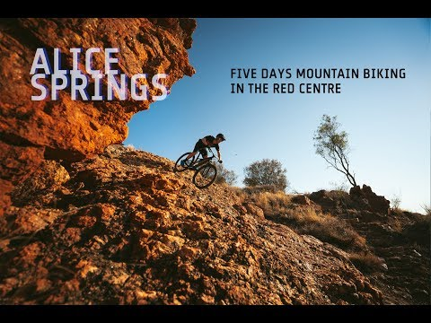 Alice Springs: Five Days on the Bike in the Red Centre - Part 5