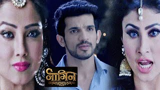 Watch: Shivanya & Sesha Fight For Ritik's Love | Naagin | Colors width=