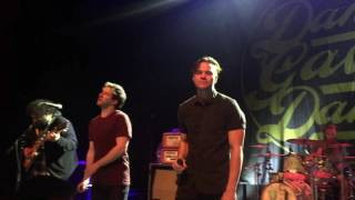 Dance Gavin Dance Open your eyes and look north live
