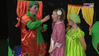 Królewna Fasolka - poranek teatralny w KDK (19.02.2017)