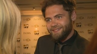 Passenger interview: He talks Let Her Go, busking and new music at Ivor Novello Awards