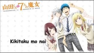 Yamada-kun to 7-nin no Majo - Opening (Lyrics)