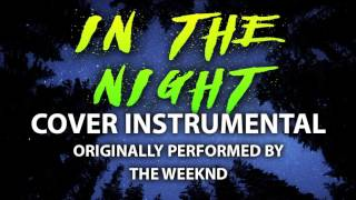 In The Night (Cover Instrumental) [In the Style of The Weeknd]