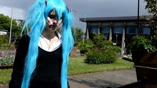 The Serial Cosplayers - Rolling Girl【Hatsune Miku】- Vocaloid Live Action