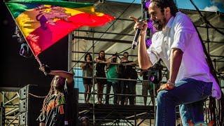 """Damian """"Jr. Gong"""" Marley - """"Hey Girl"""" - Mountain Jam 2014"""