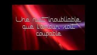 Jory - Une nuit inoubliable (Traduction Espagnol/Français)(Reggaeton)