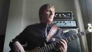 Processed Beats...Kasabian..Bass cover