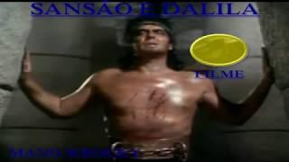 SANSÃO E DALILA - DVD MENU
