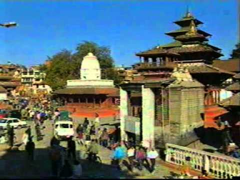 Capital of Nepal (Kathmandu)
