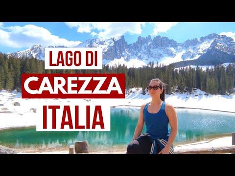 ITALIA: lugares turísticos que visitar - Lago di Carezza & Val di Funes