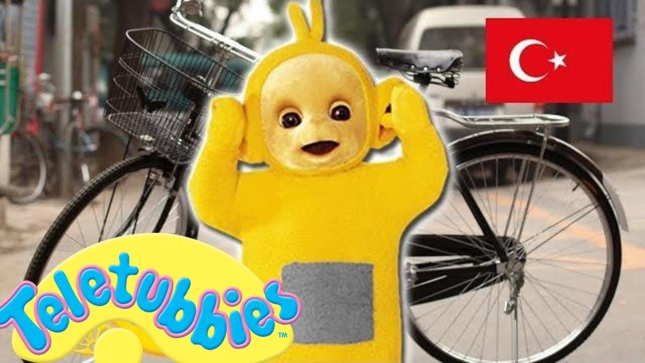 Teletubbies | Sezon  | Bölüm 1 - Ned'in Bisikleti kapak fotografi