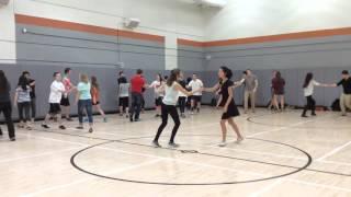 East Coast Swing - Jan 25 - Beginning Social Dance Spring 2016