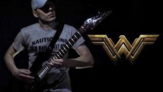 Wonder Woman theme - metal cover