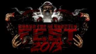 SOUND THE SLAUGHTER FEST 2013 RADIO AD 1
