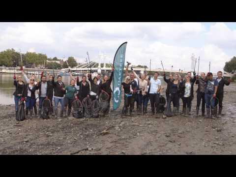 OCM: River Thames Clean-up 2016