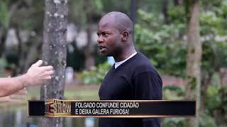 Pegadinha do João Kléber Sujeito da Encoxada em Rapaziada e Quase Apanha