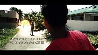 Doctor Strange VFX Breakdown