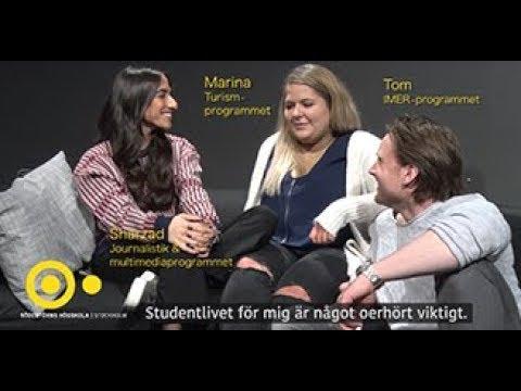 Hur är studentlivet på Södertörns högskola?