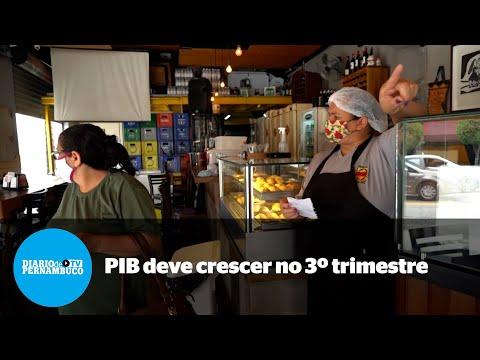 Brasil: PIB deve crescer 8,8% no terceiro trimestre