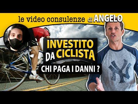 INVESTITO DA CICLISTA: chi paga i danni? | avv. Angelo Greco