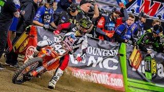 250SX Highlights: Detroit - Monster Energy Supercross 2017