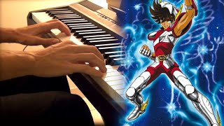 Saint Seiya - Blue dream - Piano Cover