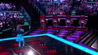 Bryana Salaz - Problem | The Blind Audition | The Voice 2014