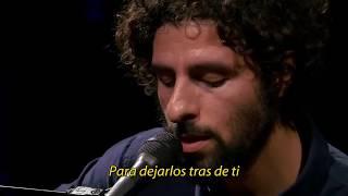 José González - Crosses (live) (subtítulos español)