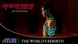 """Check Out Shin Megami Tensei III Nocturne HD Remaster\'s \""""World\'s Rebirth\"""" Story Trailer"""