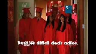 "GLEE - Promo for Season Finale ""Goodbye"" (Subtitulado)"