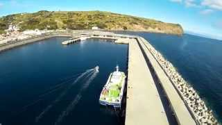 Horta Bay - Azores | Drone Video
