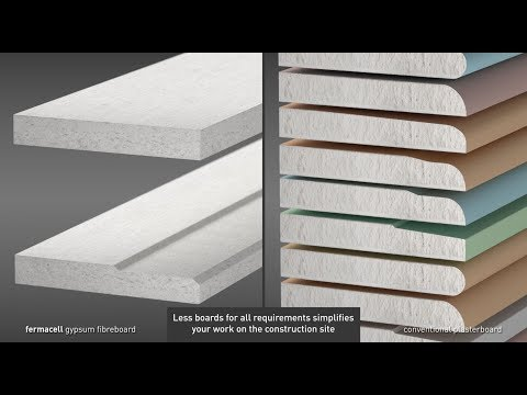 fermacell Dry Lining Benefits for Architects and Main Contractors