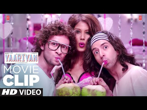 Aaj Raat Hostel Night Pajama Party Hai  Yaariyan  Movie Clip  Himansh K,Rakul P  Divya Khosla Kumar