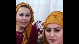 Kürt Kızlarından Süper Şarkı ''sere malameda mala weye'' ❤