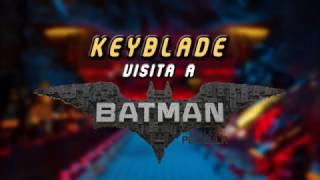 Keyblade visita a LEGO Batman | Corto & Rap Stop-Motion