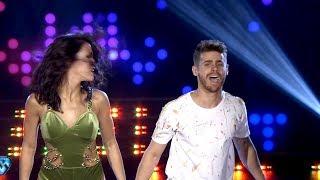 """Gastón Soffritti y Agustina Agazzani bailaron """"Provócame"""" de Chayanne"""