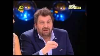 Luis Jardim fala de CHAVE D'OURO em A tua cara não me é estranha!