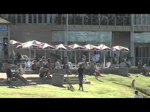 Port Elizabeth Beaches Eastern Cape South Africa