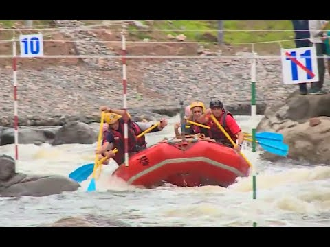 Lavrov goes rafting: Rare footage of Russian FM enjoying favorite sports