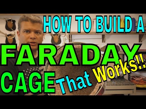 How To Build A Nested Faraday Cage - Protect your Electronics From An EMP